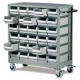Topdrawer - Trolley c/w 30 Drawers