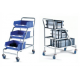 Topstore - Angled Container Trolley